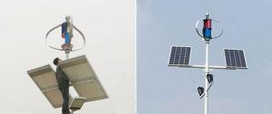 磁気中断交流発電機のグリーン電力のタービンプラント200W縦の軸線の風カエネルギーの発電機