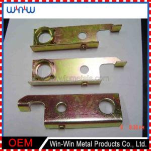 깊은 곳에서 당겨지는 주문 금속 부속품 금속 제품 각인