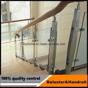 ステンレス鋼階段棒の柵