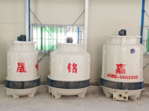 FRPの円形の高品質の向流水冷却塔