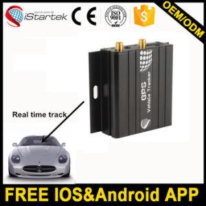 3G Vehicle/Car GPS Tracker/Transmitter und Receiver ohne Monthly Fee