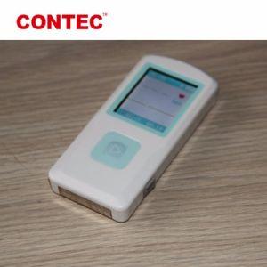 자료 전송 기능을%s 가진 Contec Pm10 소형 ECG 모니터