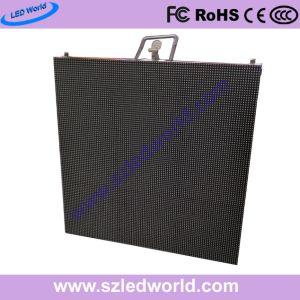 Tela interna/ao ar livre da parede P6 video do diodo emissor de luz de indicador para anunciar