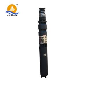 Pompa del mezzo sommergibile del pozzo profondo del motore del motore elettrico