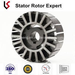 Od 80 Groeven 18 As 17 Met elkaar verbonden Progressieve het Stempelen van de Stator Rotor Matrijs voor de EG/Brushless Motor voor het Elektrische Nieuwe Voertuig van de Energie