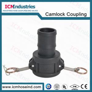 2  accoppiamento del Camlock della tibia pp del tubo flessibile dell'accoppiatore