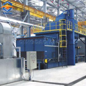 Passaggio del rullo di Antai attraverso tipo macchina di granigliatura del tubo