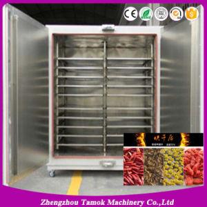 Gemüsefrucht-Entwässerungsmittel-Nahrungsmitteltrocknende Maschinen-Tellersegment-Trockner