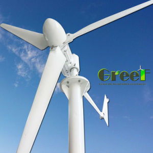 5 kw de alta qualidade Turbina Eólica Horizontal para Home