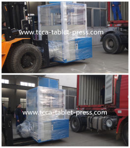 200g 300g de Machine van de Pers van de Tablet van TCCA voor de Behandeling van het Water
