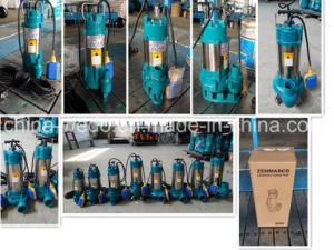 V2200f sucio sumergible bomba de agua bomba de agua (2,2 KW/3CV)
