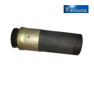 Hochdruckkonkreter pumpender Gummischlauch mit Kupplungen u. Zubehör