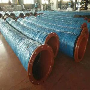 高圧適用範囲が広い産業10インチのゴム製水ポンプの吸引のホース150psi