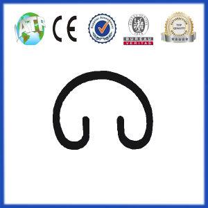 Les anneaux de circlip de la rondelle en acier inoxydable DIN6799