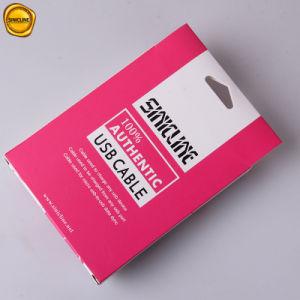 Пользовательские Sinicline оптовой высокое качество прямоугольник складная бумага Цветная .