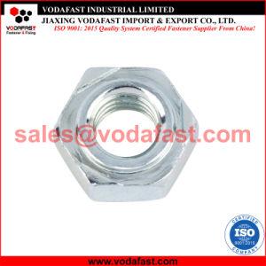 La norme DIN 929 l'écrou hexagonal en acier galvanisé de soudure