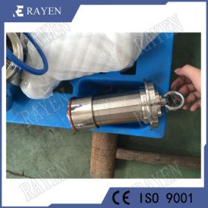 China Filtrador sanitários em aço inoxidável Filtro Y