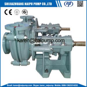Les mines de charbon de manutention des pompes à lisier solide (3/2C-AH)