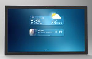 18.5-84 el marco de metal Industrial LCD TFT Monitor LCD Monitor Publicidad