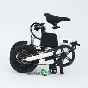Persönliche Transportvorrichtung-Lithium-Batterie, die elektrisches Fahrrad 12inch faltet