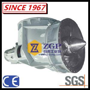 Pompa di flusso assiale duplex chimica dell'acciaio inossidabile & pompa del gomito