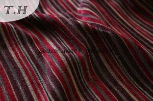 ソファーカバー物質的で赤いシュニール(FTH32140)
