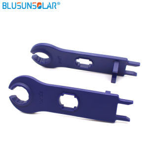 Solarschlüssel des verbinder-Mc4/Solarschlüssel