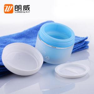 30g装飾的な包装のための明確で小さい空の安い缶PPのプラスチッククリーム色の瓶
