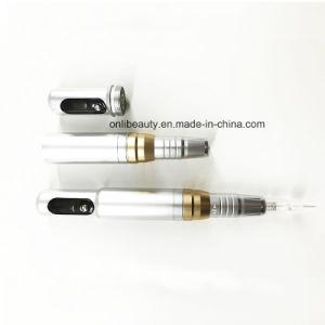 デジタル携帯用常置構成のMicropigmentationの入れ墨機械