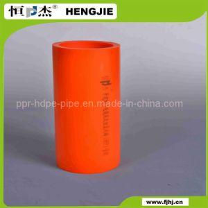 Fabricado en China la protección del cable del tubo de HDPE