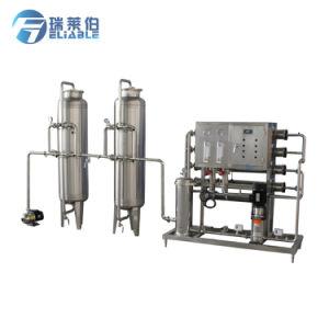 5 étape Système de purification de l'eau par osmose inverse Machine de traitement