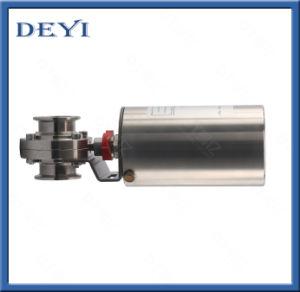 制御帽子(DY-PB01)が付いている衛生学の空気の蝶弁