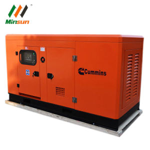 Famosos Motor Cummins 100 kVA grupo electrógeno diesel de Alternador Stamford