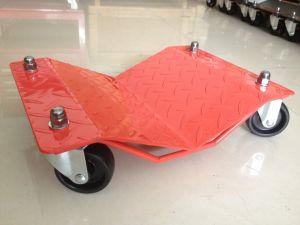 preço de fábrica da China V roda tipo Dolly Dolly para Serviço Pesado