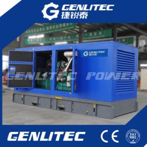 Le premier moteur Cummins Power 550kVA Groupe électrogène diesel électrique