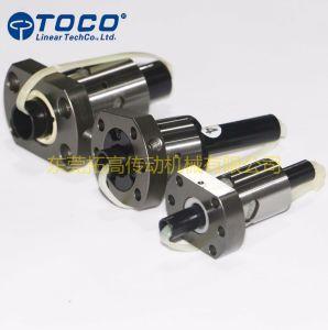 CNC 기계를 위한 높은 정밀도 선형 운동 공 나사
