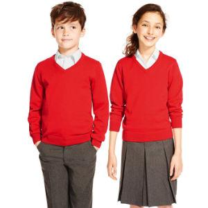 Uniforme scolastico primario di disegno dei capretti di Manufacaturer dell'uniforme scolastico