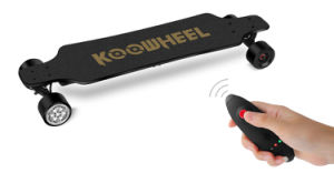 Samsung電池とのKoowheelの電気スケートボード四輪Longboard