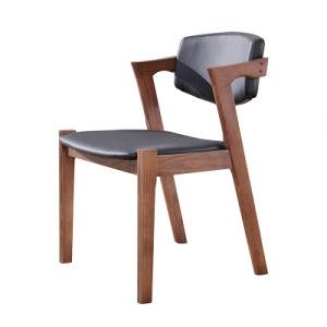 Madera mobiliario contemporáneo de la cafetería del hotel Restaurante moderno Bar Silla para Comedor