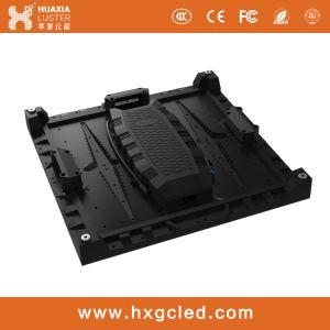 Vollkommene Miete LED-Bildschirmanzeige der Flachheit-Leistungs-M2.4 Innen500*500mm
