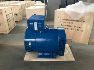 2kw 50kw 24kw 30kVA zum kupfernen Drahtbürste Wechselstrom-Dynamo-Drehstromgenerator