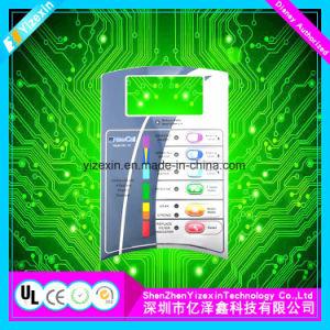 Neue Entwurfs-Membranen-Basissteuerpult-Objektive angepasst für Geräten-Shell