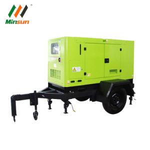 Precio barato de 300kVA Trailer Generador Diesel para la venta
