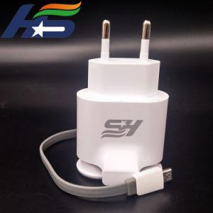 Два порта USB двойного использования мобильного телефона зарядное устройство Чэринг Andorid адаптер зарядного устройства