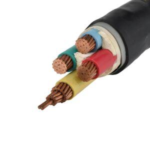 cavo elettrico inguainato PVC di alluminio del rame 0.6/1kv/del conduttore del PVC dell'isolamento