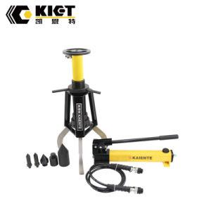 Spaccare-Tipo tenditore idraulico Pattino-Resistente del sistema della gabbia di sicurezza di Kiet dell'attrezzo