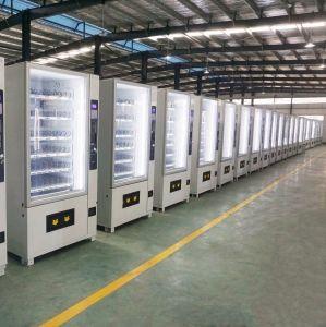 Npt bebida fria máquina de venda automática com Nri aceptora de moedas