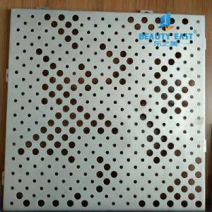 OEM-Дизайн перфорированные панели из алюминия для монтажа на стену оболочка