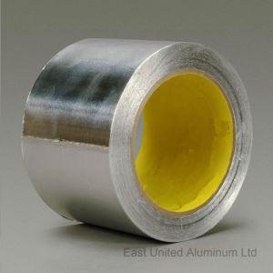 Nenhum backup película PE e auto-adesivo fita reforçada de Alumínio