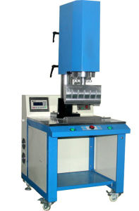 PLC制御を用いる4.2kw強力な超音波溶接工